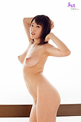 Mao Nude With Arms Raised Pert Big Breasts